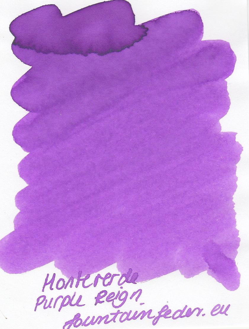 Monteverde  Purple Reign Ink Sample 2ml