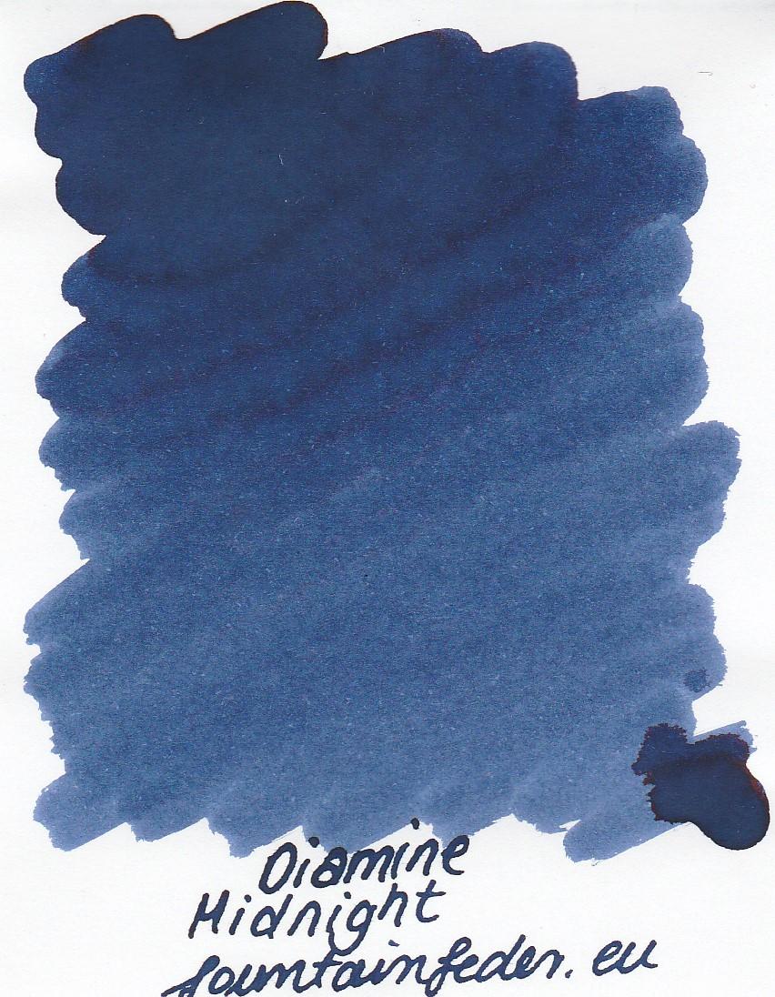 Monteverde  Midnight Black Ink Sample 2ml