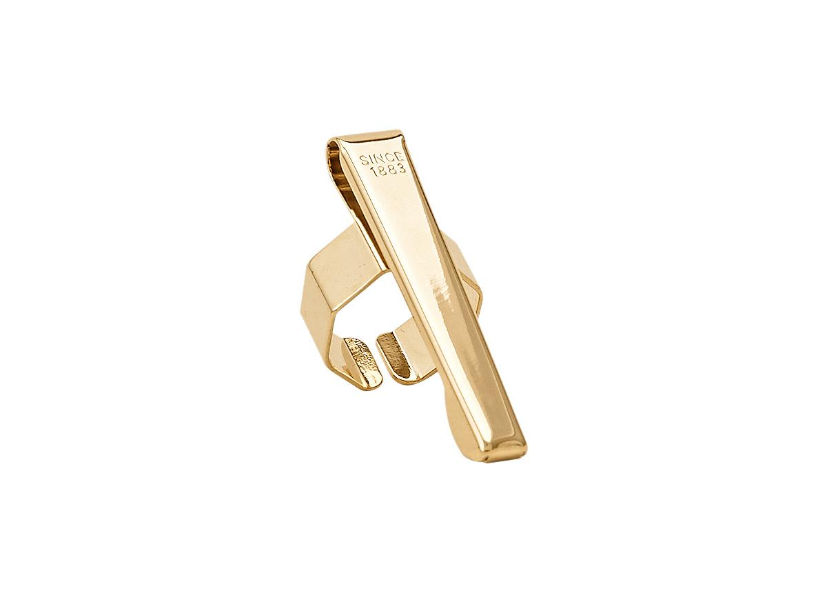 Kaweco SPORT Oktogonal Clip Vergoldet