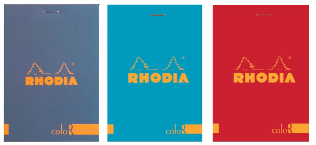Rhodia No.12 A6 Notepad