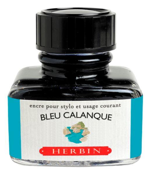 Herbin Bleu Calanque 30ml