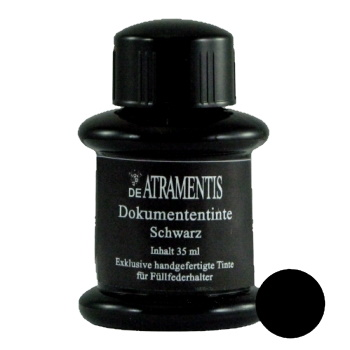 DeAtramentis Document Ink Black 45ml