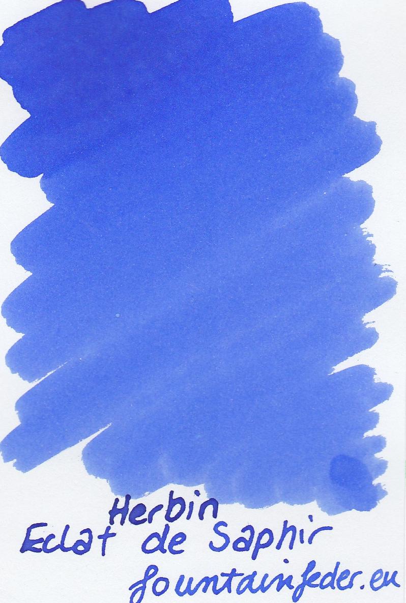 Herbin Eclat de Spahir Ink Sample 2ml