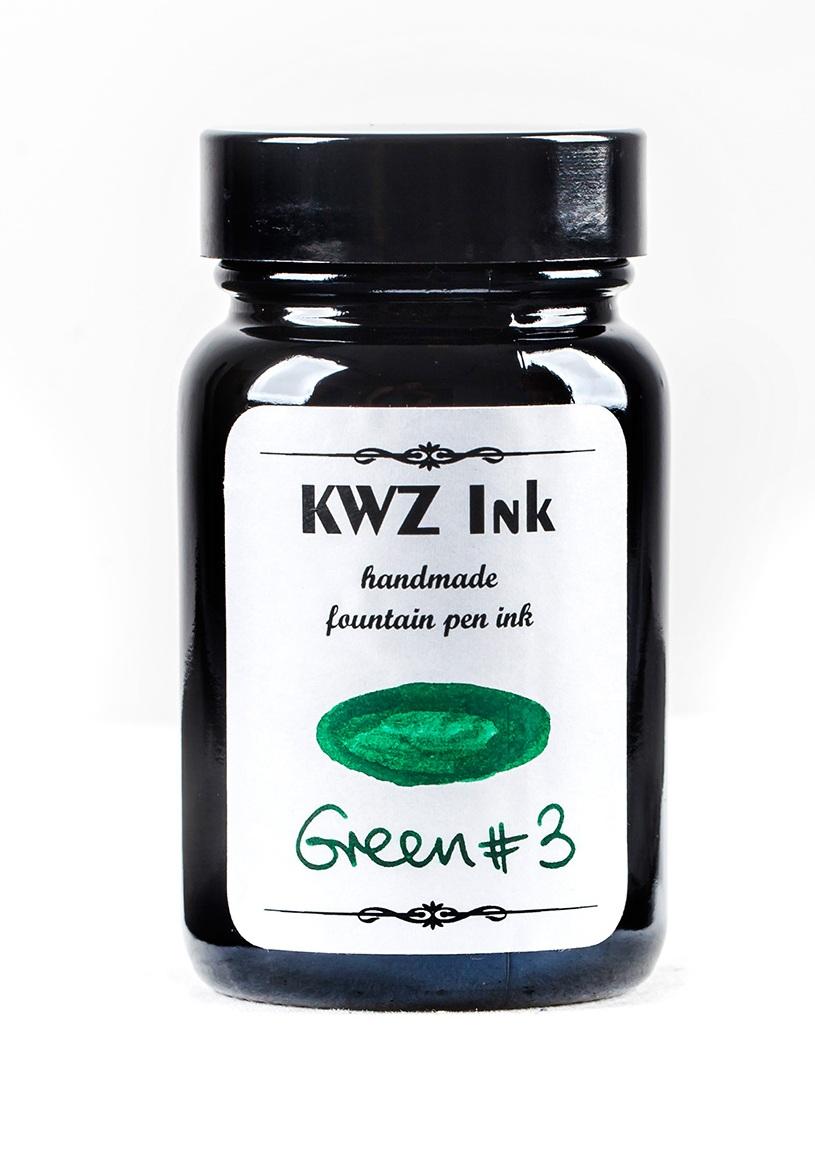 KWZ Green #3 60ml