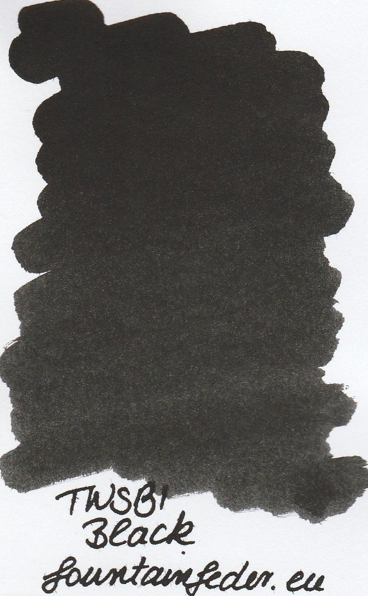TWSBI Black Ink Sample 2ml