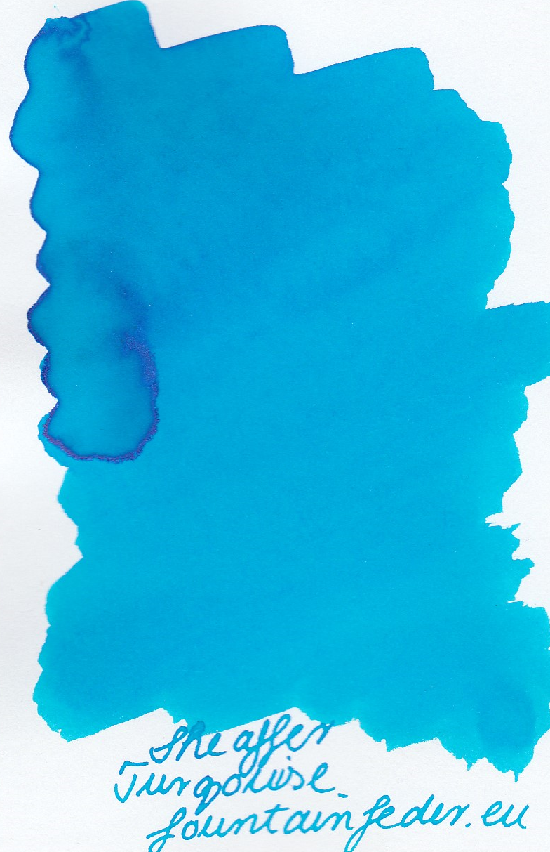Sheaffer Turqouise Ink Sample 2ml