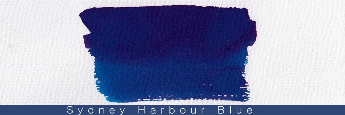 Blackstone Colours of Australia - Sydney Harbour Blue 30ml