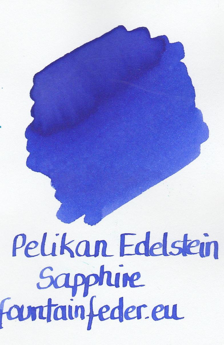 Pelikan Edelstein Sapphire Ink Sample 2ml
