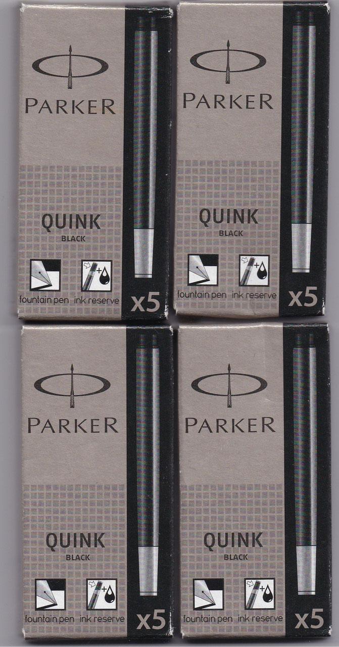 Parker Quink Cartridges