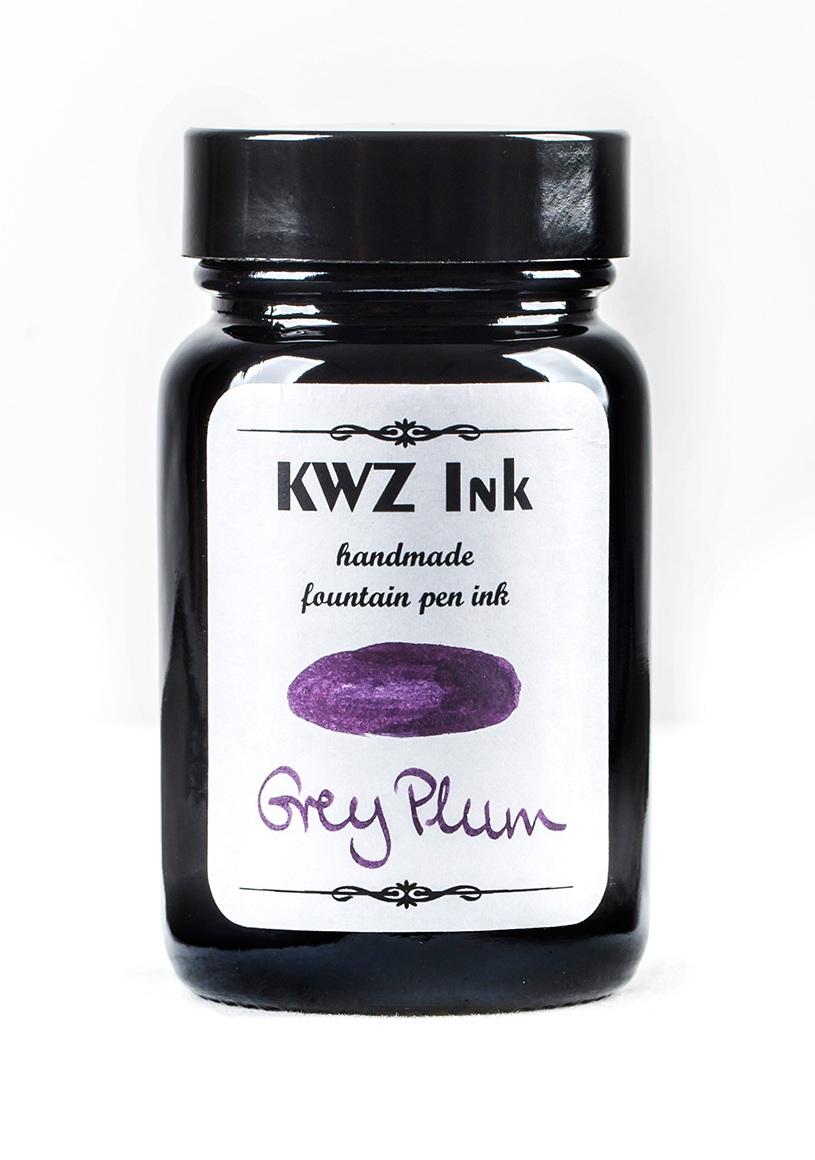 KWZ Grey Plum 60ml