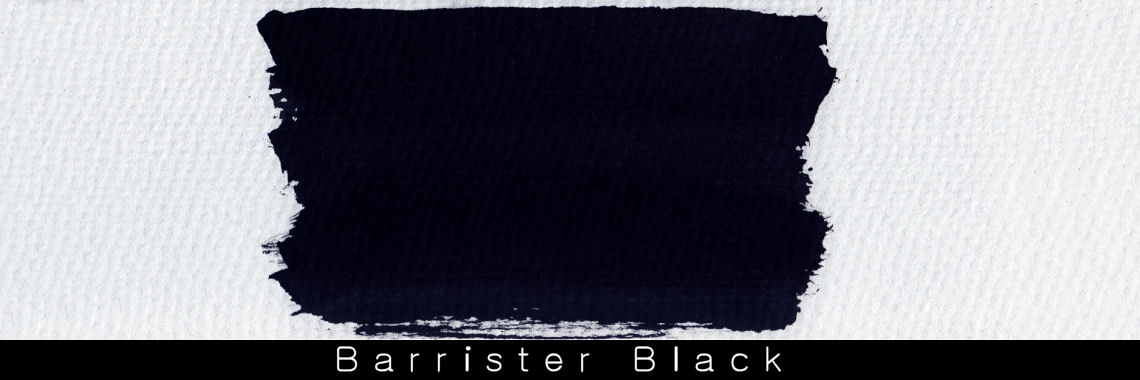 Blackstone Barrister Black Waterproof Ink 30ml