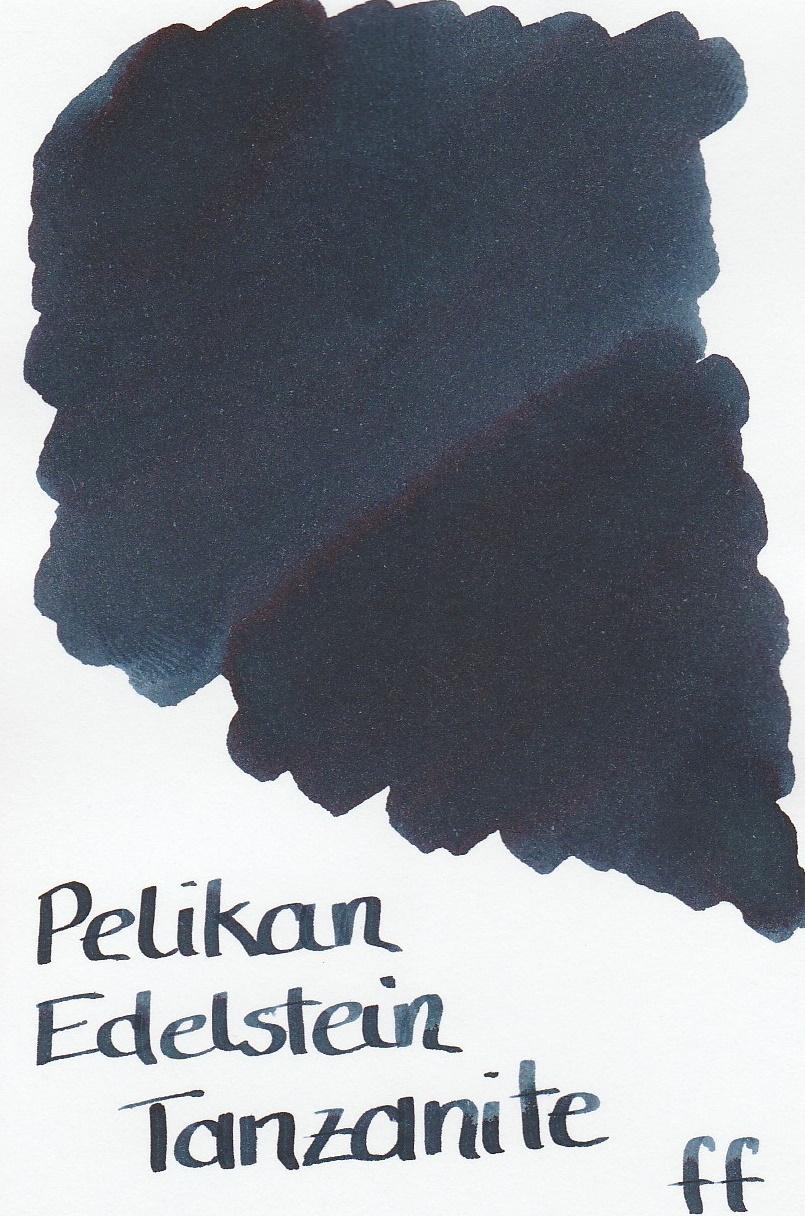 Pelikan Edelstein Tanzanite Ink Sample 2ml