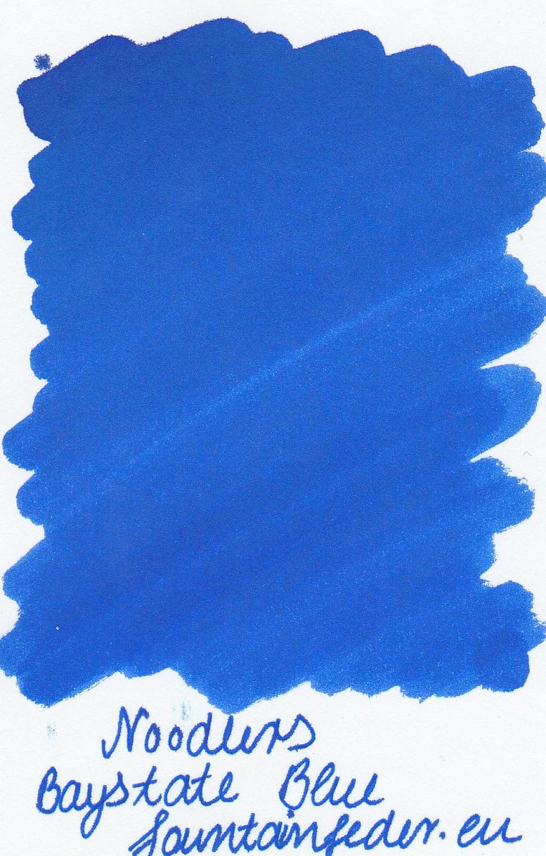 Noodler`s Baystate Blue Ink Sample 2ml