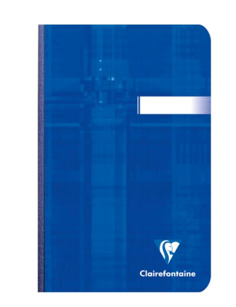 Clairefontaine Softcover 11x17cm