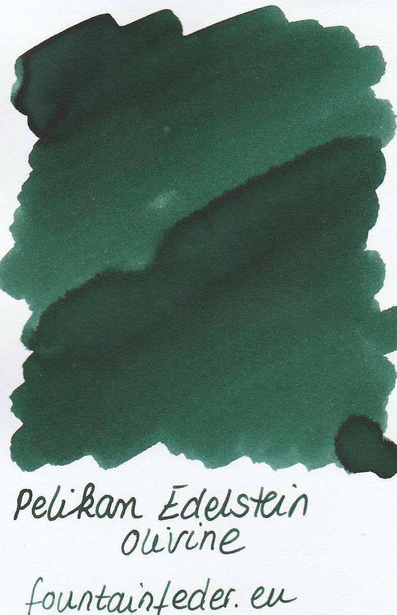 Pelikan Edelstein Olivine Ink Sample 2ml