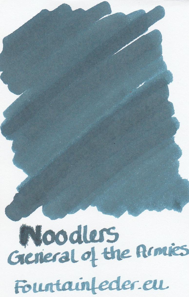 Noodler`s General of the Armies Ink Sample 2ml