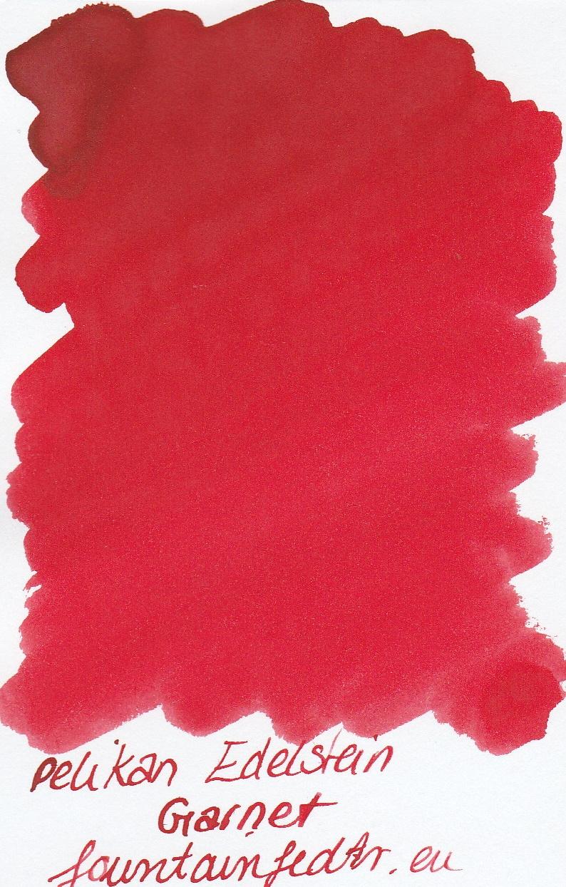 Pelikan Edelstein Garnet Ink Sample 2ml