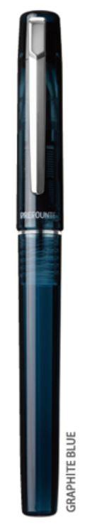 Platinum Prefounte Graphite Blue