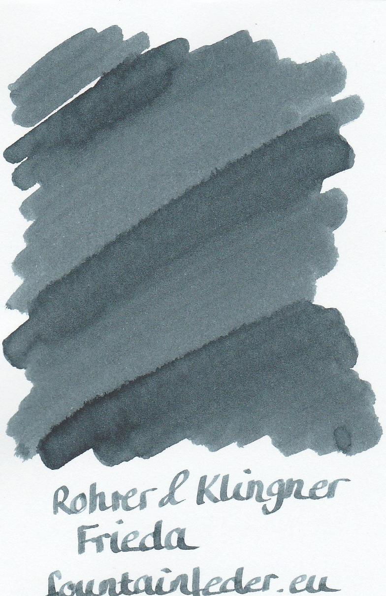 Rohrer & Klingner SketchINK Frieda Ink Sample 2ml