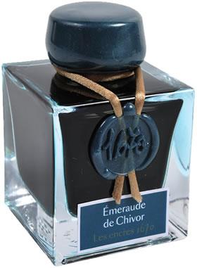 Herbin 1670 Emeraude de Chivor 50ml
