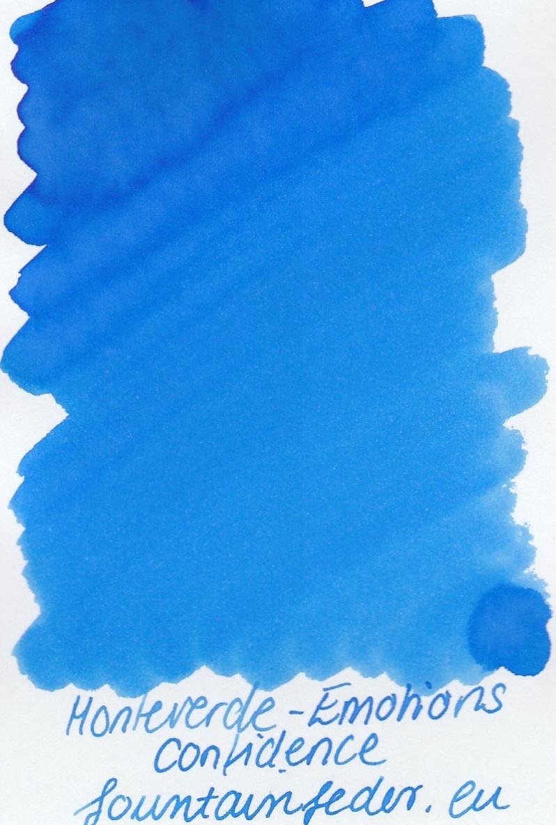 Monteverde Emotions - Confidence Ink Sample 2ml
