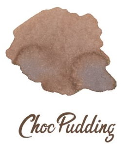 Robert Oster - Choc Pudding Ink Sample 2ml