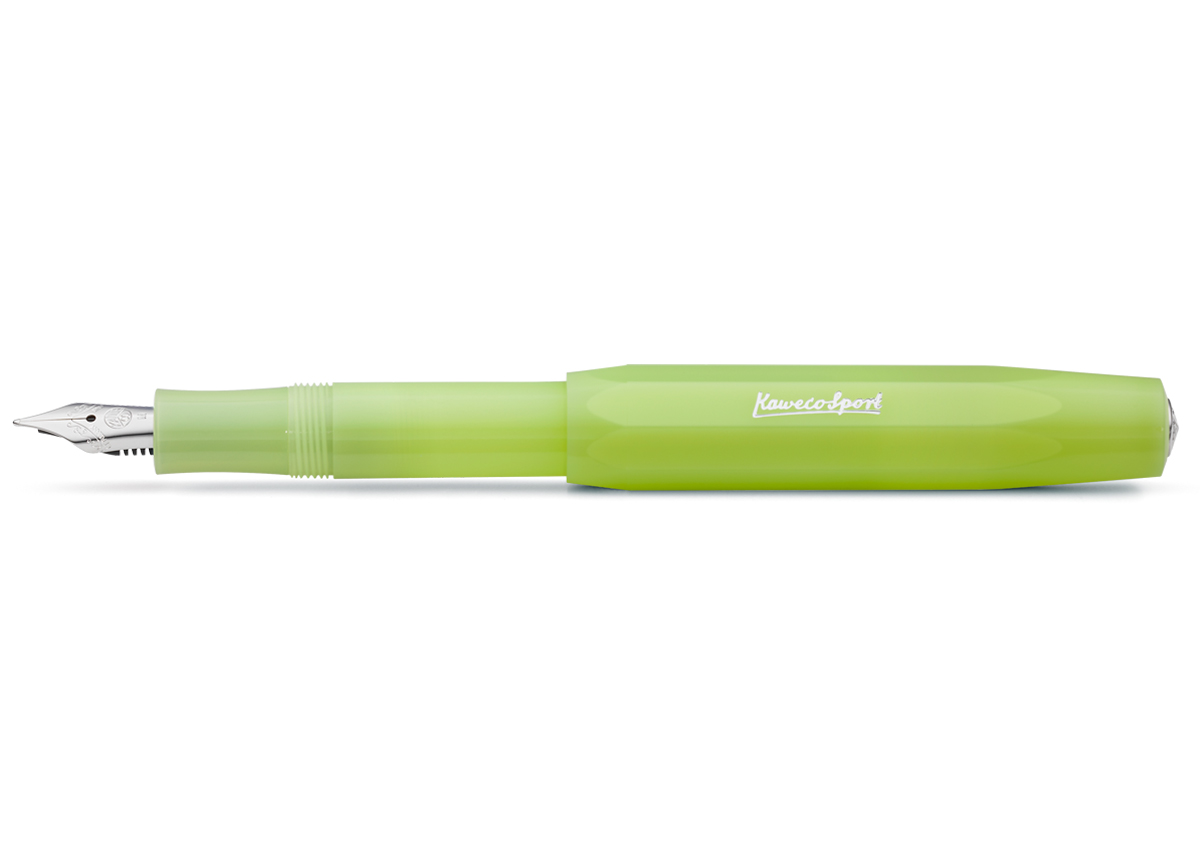 Kaweco Frosted Sport Fine Lime