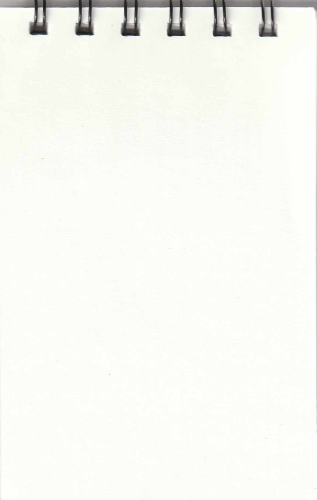 Ayush Paper Notepad A6 Blanko