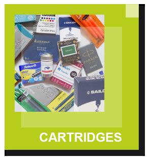 Fountainfeder Cartridges