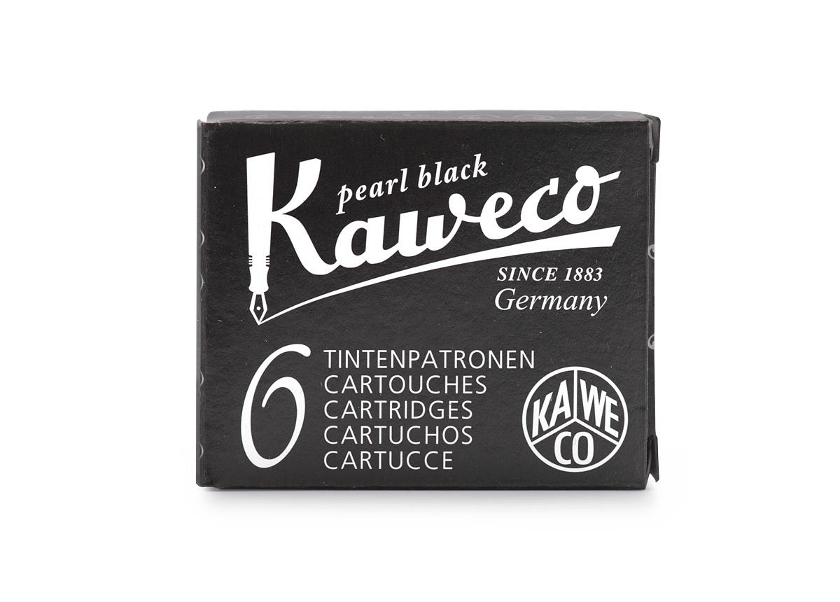 Kaweco Pearl black Cartridges
