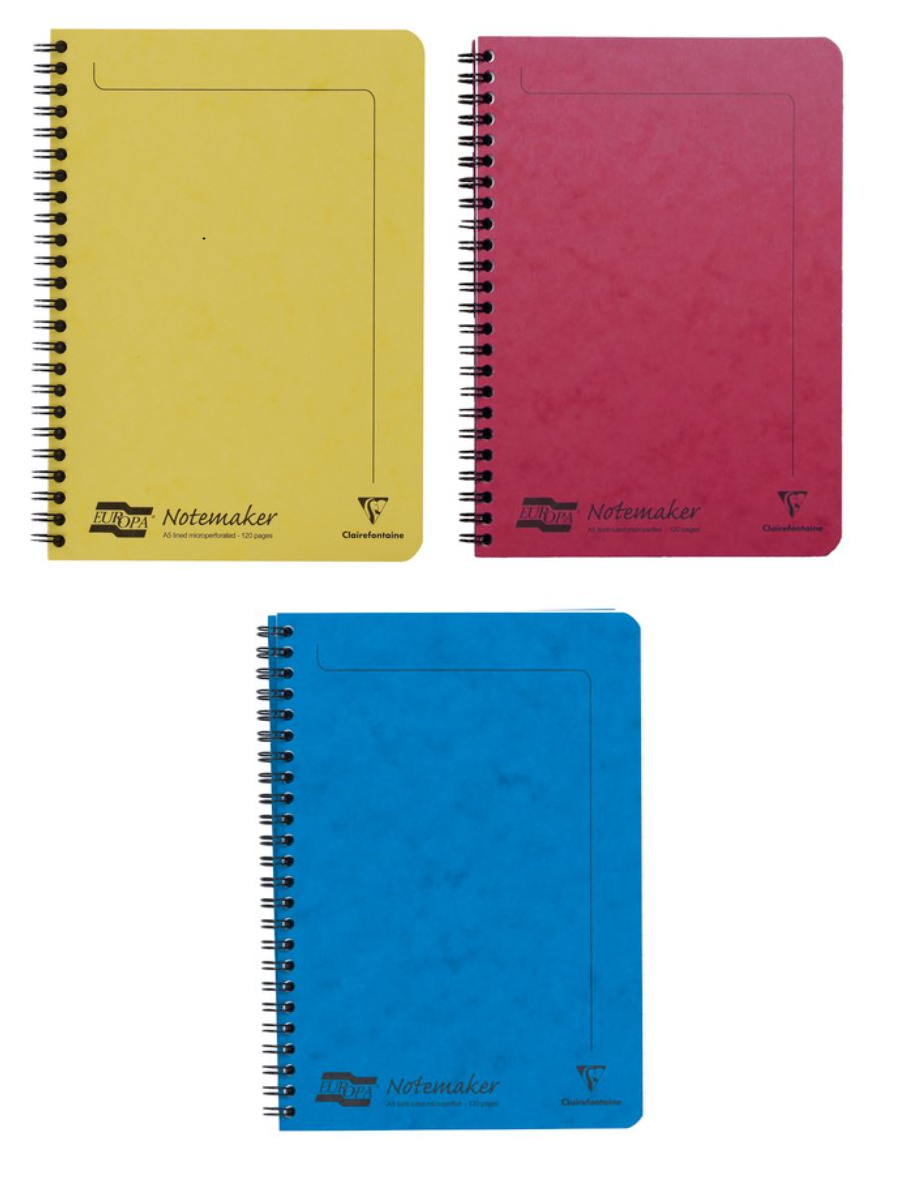 Notemaker by Clairefontaine A5