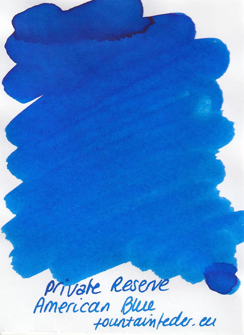Private Reserve - American Blue Ink Sample 2ml