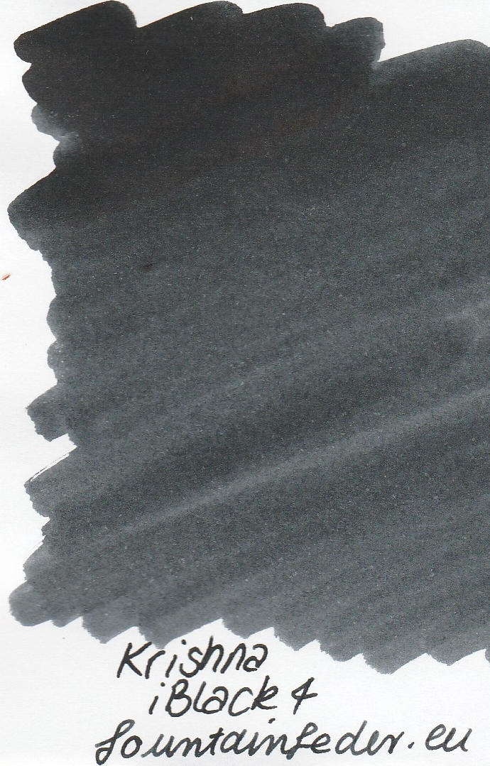 Krishna SR iBlack 4 Ink Sample 2ml
