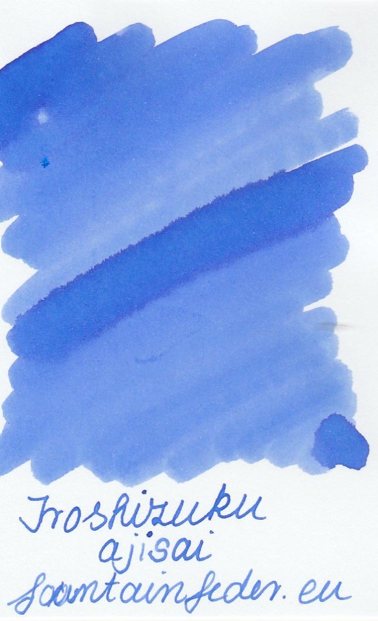 Pilot Iroshizuku Ajisai 2ml Ink Sample
