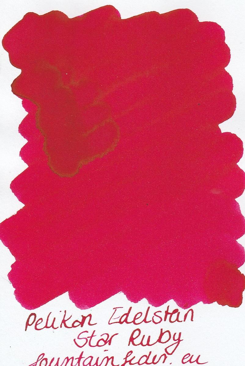 Pelikan Edelstein Star Ruby Ink Sample 2ml