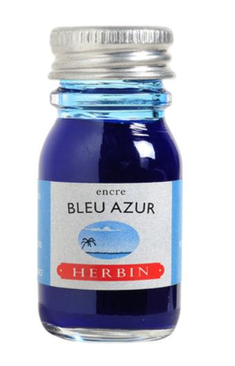 Herbin Bleu Azur 10ml