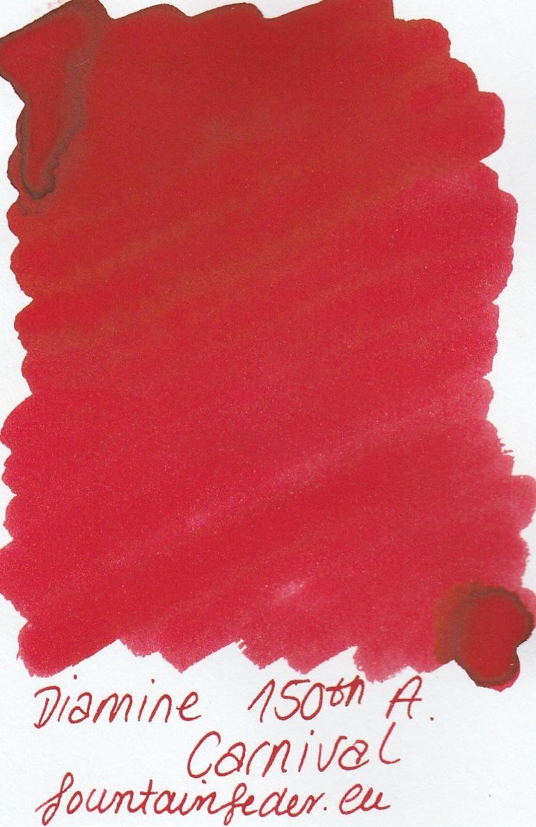 Diamine Carnival Ink Sample 2ml