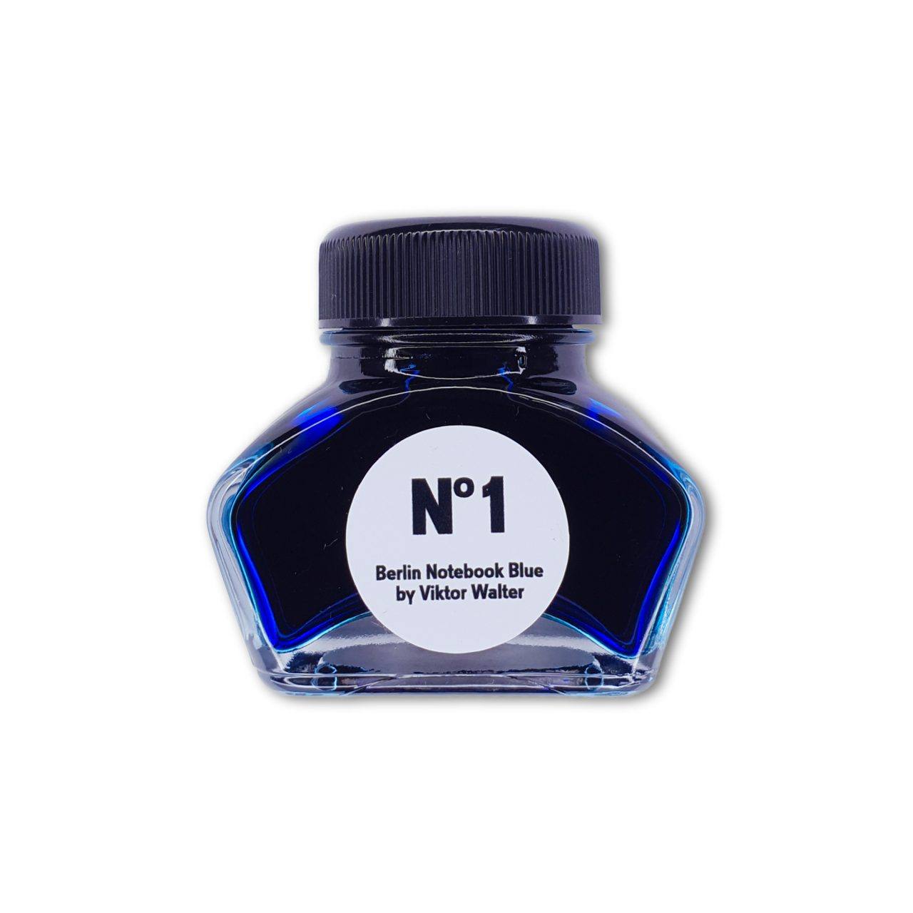 Berlin Notebook Blue No.1 30ml