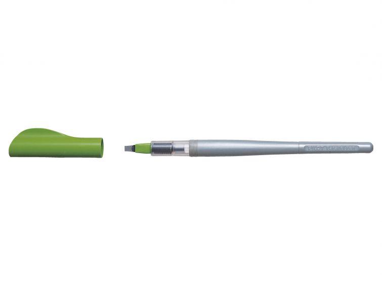 Pilot Parallel Pen 3.8mm Green