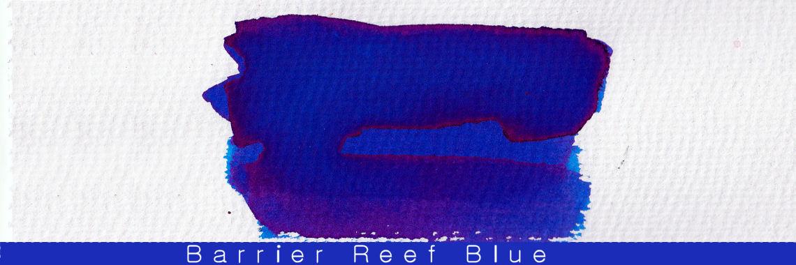 Blackstone Barrier Reef Blue Ink Sample 2ml