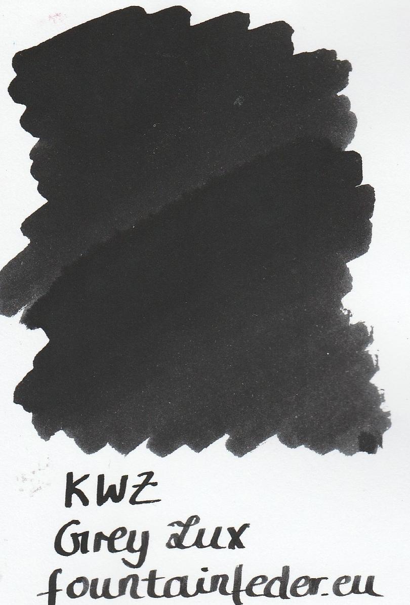 KWZ Grey Lux Ink Sample 2ml