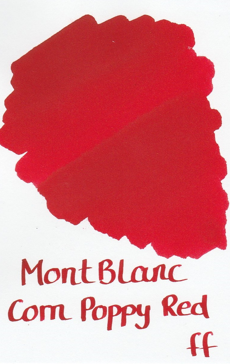 Montblanc Corn Poppy Red 60ml
