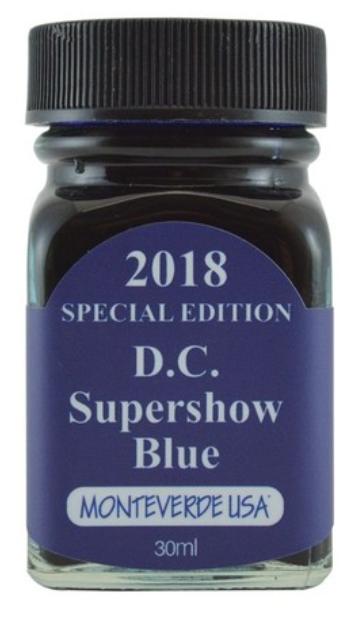 Monteverde DC Supershow Blue 30ml