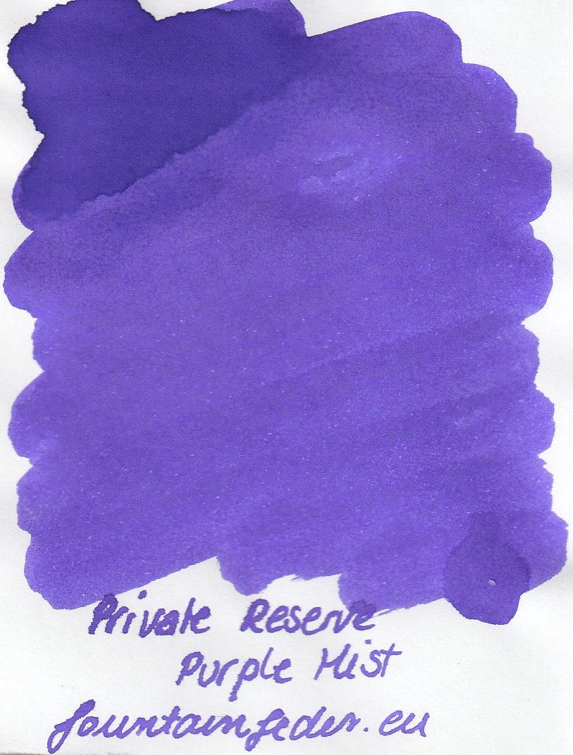 Private Reserve - Purple Mist Ink Sample 2ml