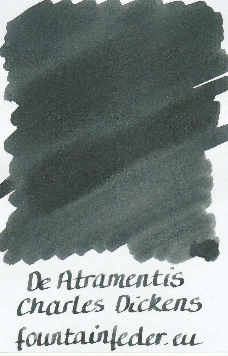 DeAtramentis Charles Dickens Ink Sample 2ml