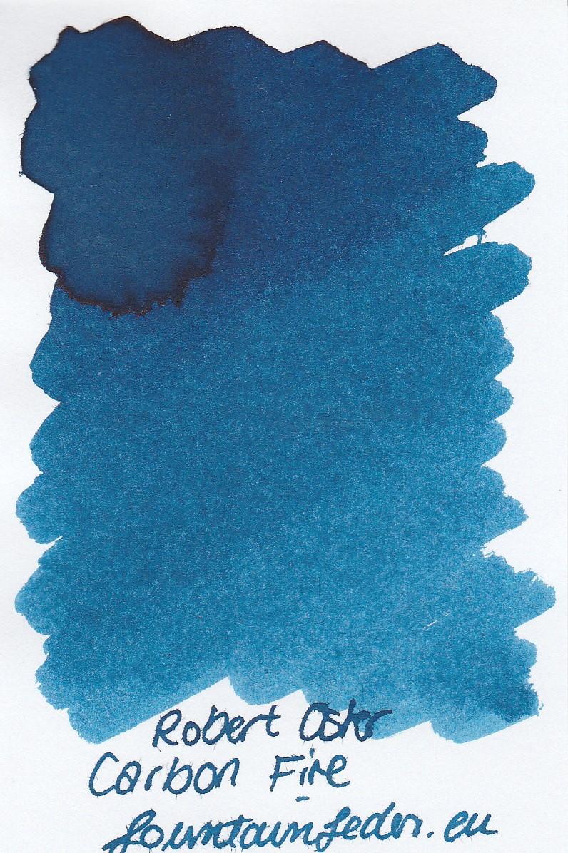 Robert Oster - Carbon Fire Ink Sample 2ml