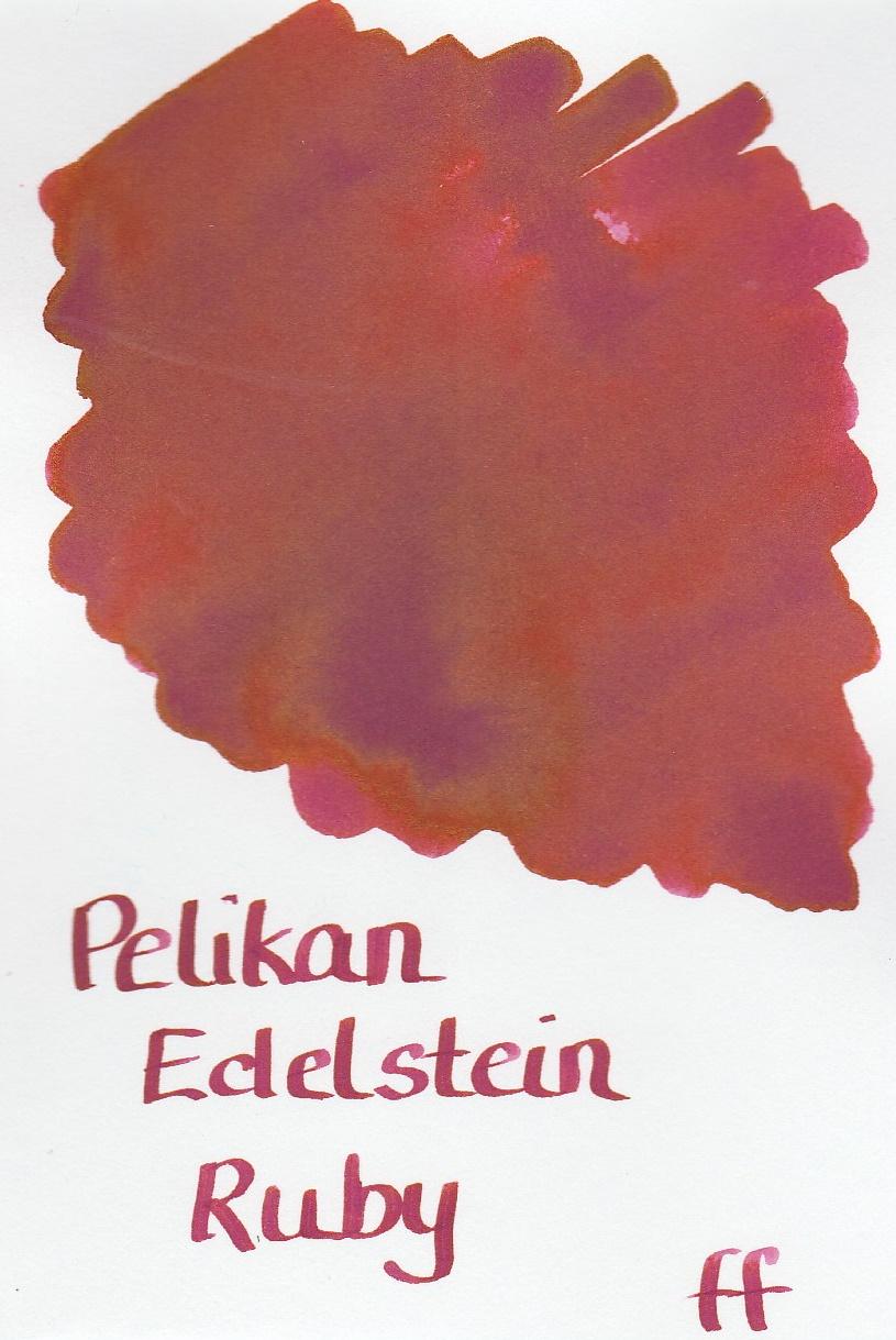 Pelikan Edelstein Ruby Ink Sample 2ml