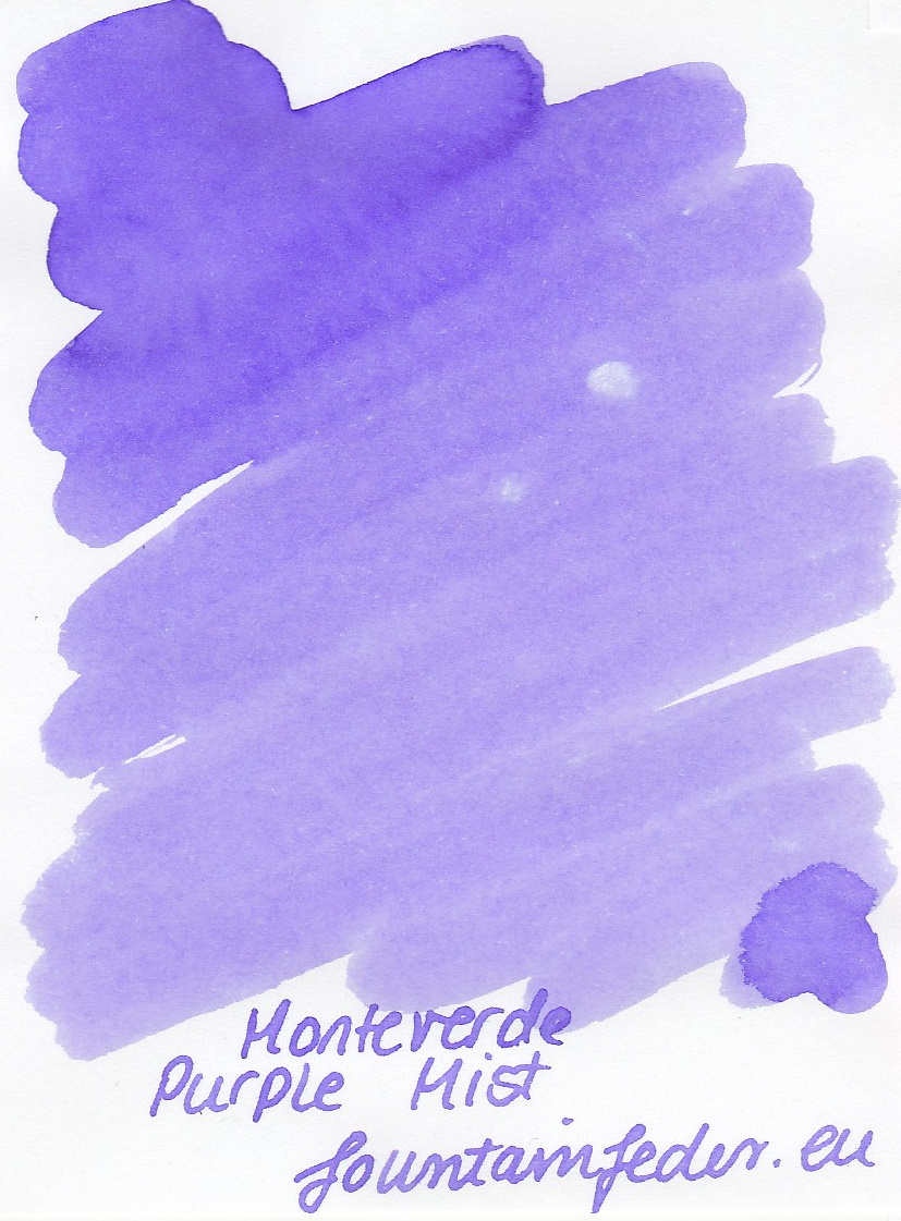 Monteverde  Purple Mist Ink Sample 2ml