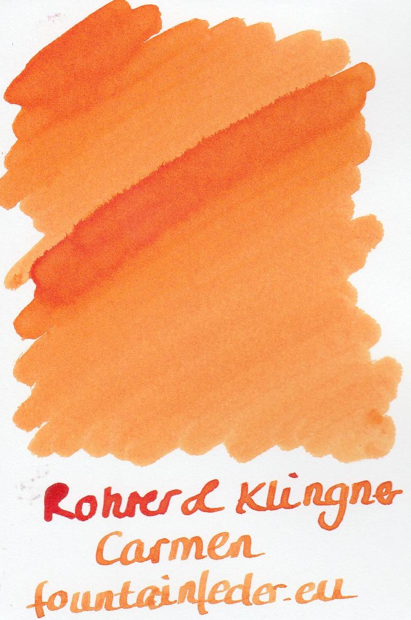 Rohrer & Klingner SketchINK Carmen Ink Sample 2ml