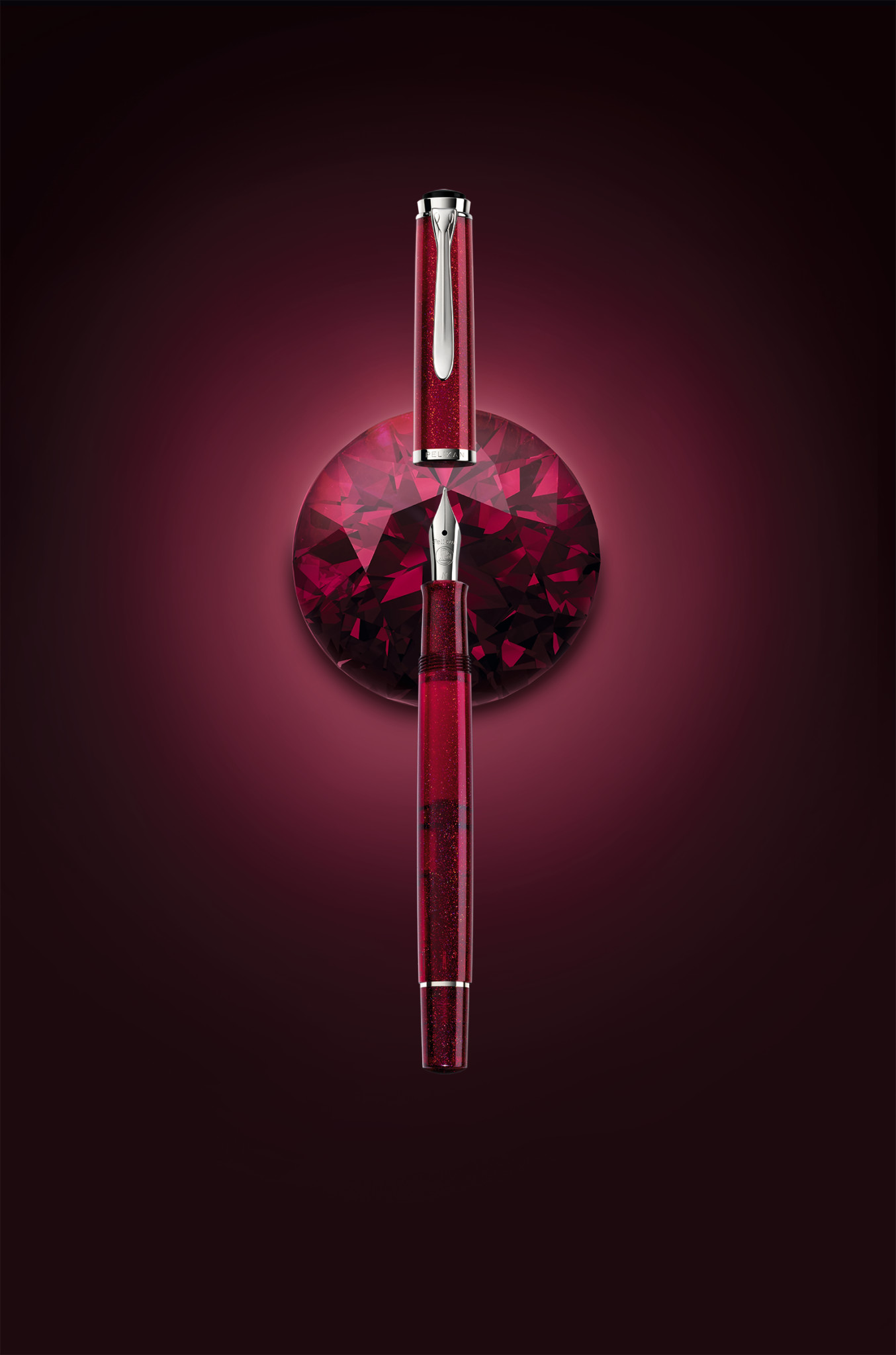 Pelikan M205 Special Edition Star Ruby